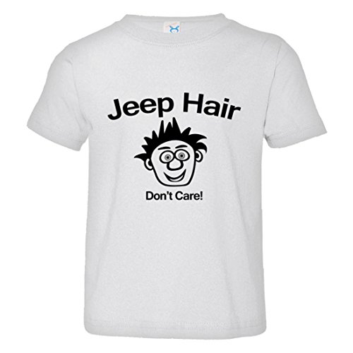 Jeep Hair Dont Care Toddler T-Shirt