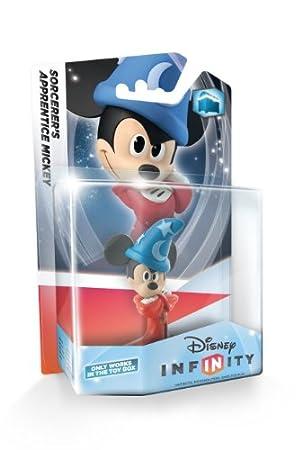 Disney Infinity Character - Sorcerer's Apprentice Mickey (Xbox 360/PS3/Nintendo Wii/Wii U/3DS)
