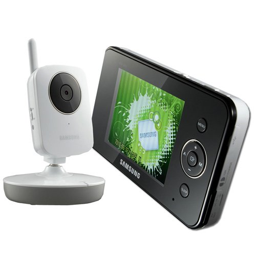 Samsung Wireless Video Security Monitoring System w/ 3.5