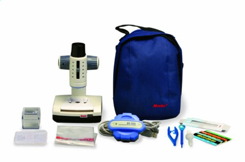 Eta Hand2Mind Digiscope 300 Digital Microscope, 20X-100X Magnification, Battery-Operated Led Illumination With Attachable Camera