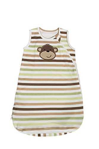 Carter's Wearable Blanket, Boy Monkey, Small - 1