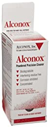 Alconox 1112 Powdered Precision Cleaner, 50 x 1/2oz Packet Dispenser Box