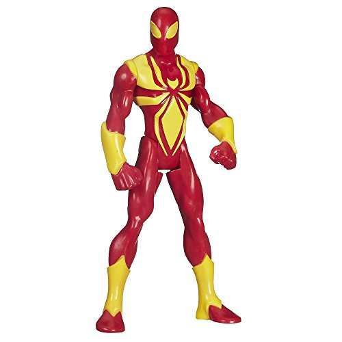 Marvel Ultimate Spider-Man Web Warriors Iron Spider Basic Figure - 1