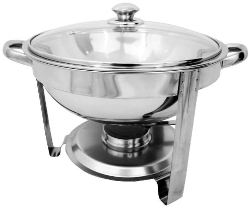 Ballington 5 Liter Round Chaffing Dish