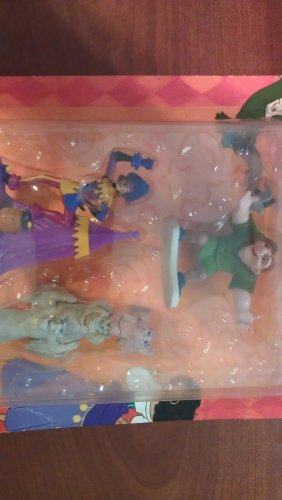 Disney's The Hunchback Of Notre Dame Collectibles - Esmeralda, Phoebus & Frollo Figure - 1