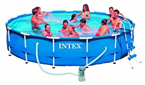 Liste d 39 envies de julien d piscine intex blender for Piscine portable intex