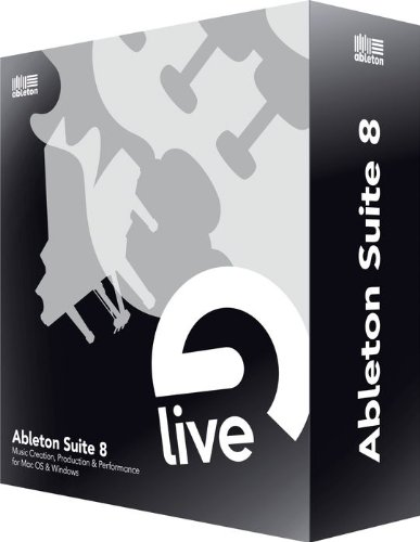Ableton Suite 8 Education Edition - Full Version