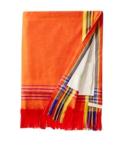 Nomadic Thread Society Sarong Towel, Blood Orange