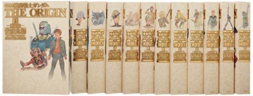 機動戦士ガンダム THE ORIGIN 愛蔵版 コミック 1-12巻セット
