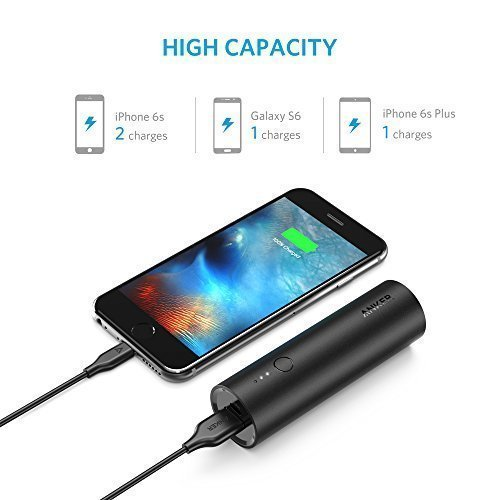 Anker-PowerCore-5000-Portable-Charger-Ultra-Compact-External-Battery-with-Fast-Charging-Technology-Power-Bank-for-iPhone-iPad-Samsung-Galaxy-and-more