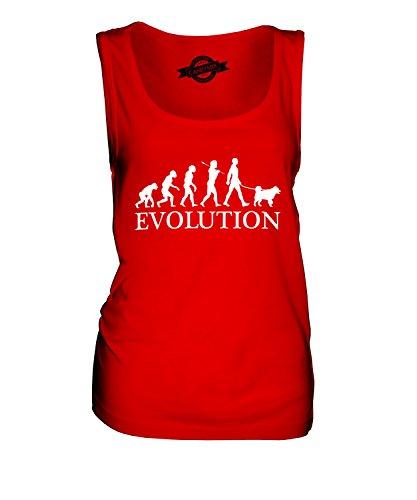 candymix-siberian-husky-evoluzione-umana-canotta-top-da-donna-taglia-x-large-colore-rosso