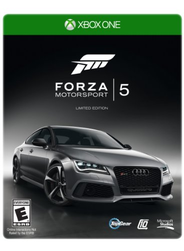 Forza Motorsport 5 Limited Edition