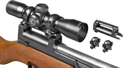 BARSKA 4x32 Compact Contour Riflescope by Barska