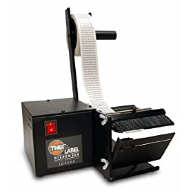 "START International LD5000 High Speed Electric Label Dispenser, 12"" Roll Capacity"