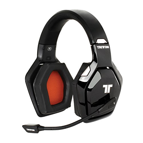 Tritton Warhead 7.1 Dolby Wireless Surround Headset - Xbox 360