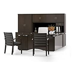 COMPEL AVENUE U-SHAPE OFFICE DESK SUITE