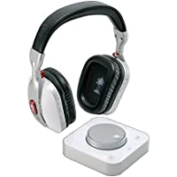 Turtle Beach Earforce i60 Over-Ear USB Wireless Bluetooth Gaming Headphones (White)