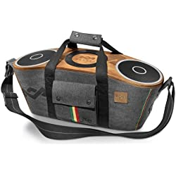 House of Marley Bag of Riddim Bluetooth Portable Audio System, EM-JA010-MI