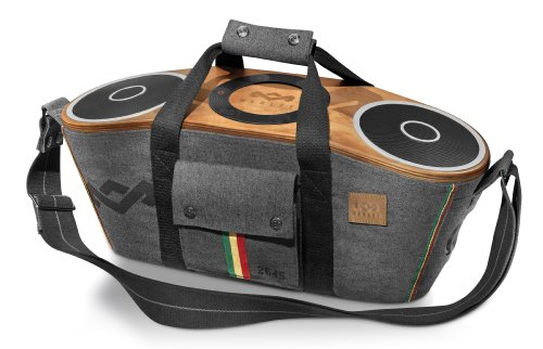 House Of Marley Bag Of Riddim Bluetooth Portable Audio System Em-Ja003-Mi