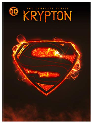 DVD : Krypton: Complete Series