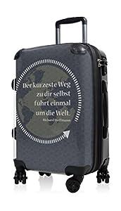 HAUPTSTADTKOFFER® · Hartschalenkoffer Handgepäck Koffer Trolley Reisekoffer Hartschale · Serie