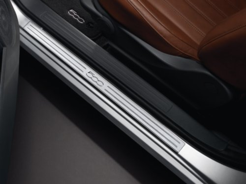 Fiat 500 Door Sill Guard