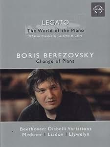 Berezovsky;Boris Legato  World [Import]