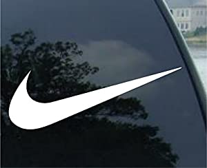 Nike Swoosh Logo Vinyl Sticker Decal (15