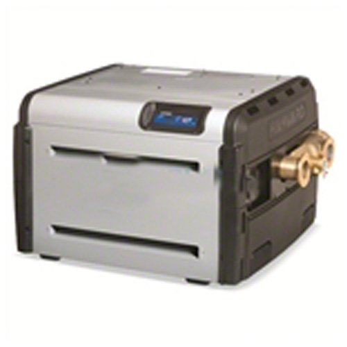 Hayward H400FDNASME Universal H-Series Low NOx 400,000 BTU Natural Gas Commercial Pool and Spa Heater