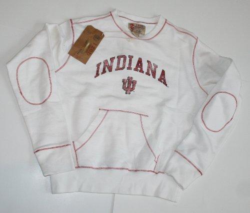 Izod Women's/Girls Indiana University Hoosiers Sweatshirt - Size: Medium