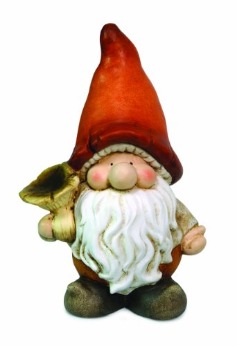Melrose Whimsical Gnome, 13-Inch