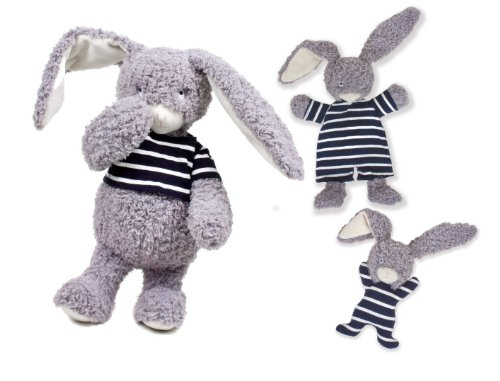 North American Bear First Mates Tot Set, Bunny