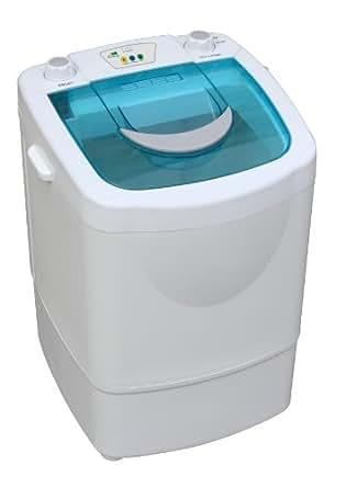 the laundry alternative miniwash portable automatic electric mini washing machine. Black Bedroom Furniture Sets. Home Design Ideas