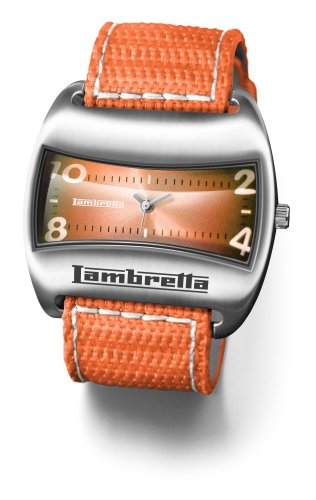 Lambretta Orange Rizzi Ladies Watch - LA2054/ORA
