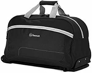 Lightweight Wheeled Holdall