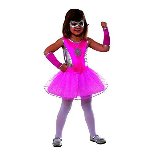 Rubie (Spidergirl Pink Classic Child Costumes)