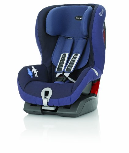 Römer 2000008136 Autositz King Plus, crown blue