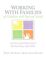 Working with Families of Children with Special Needs
