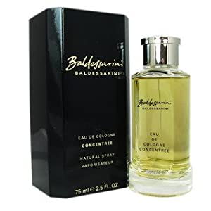 Hugo Boss Baldessarini Concentrate Eau de Cologne Spray for Men, 2.5 Ounce