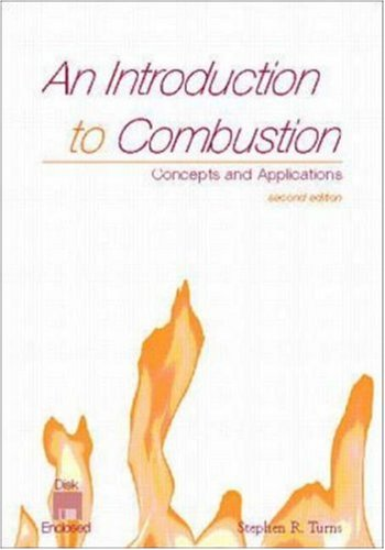 An Introduction to Combustion: Concepts and Applications...