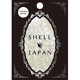 SHELL JAPAN クリスタルホワイト