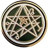 Sigil of the Gateway Call of Cthulhu Card Cover Coin