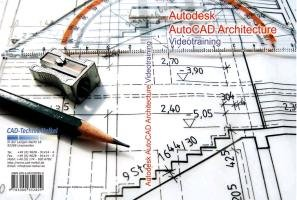 Autodesk AutoCAD Architecture Videotraining, PC