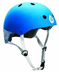 Sixsixone Dirt Lid Unisex BMX/Dirt/Skate Helmet - Cyan