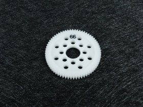 3Racing #3R/3Rac-Sg4866 48 Pitch Spur Gear 66T For Most Rc Cars
