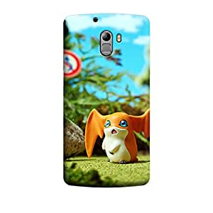 CaseLite Premium Printed Mobile Back Case Cover With Full protection For Lenovo A7010/K4 Note (Designer Case)