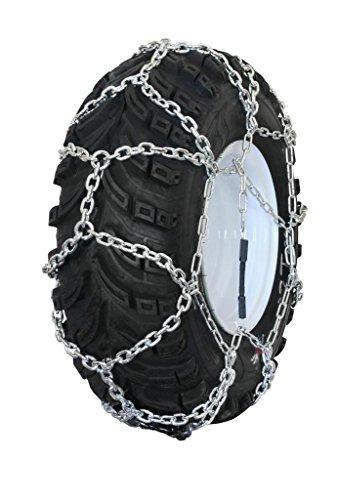 Grizzlar GTN-521 Garden Tractor / Snowblower Net / Diamond Style Alloy Tire Chains 4.00-4, 4.10-6, 13x4.00-6 (13 X 4 Tire Chains compare prices)