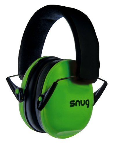 Buy Snug Safe n Sound Kids Earmuffs / Hearing Protectors - Adjustable Headband Ear Defenders For Chi...