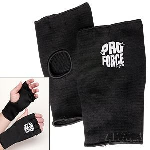 ProForce® Slide-On Handwraps - Black XL