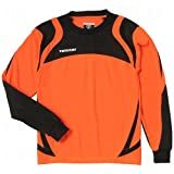 Vizari Avila Goalkeeper Jersey (Orange/Black, Adult Medium)